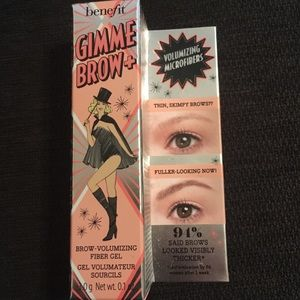 NIB Benefit Gimme Brow! In shade 4